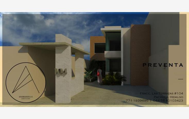 Foto de casa en venta en  104, terrazas, pachuca de soto, hidalgo, 1608560 No. 04
