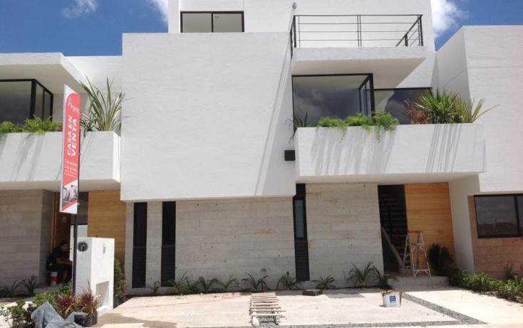 Foto de casa en venta en  1046, juriquilla, querétaro, querétaro, 489993 No. 01