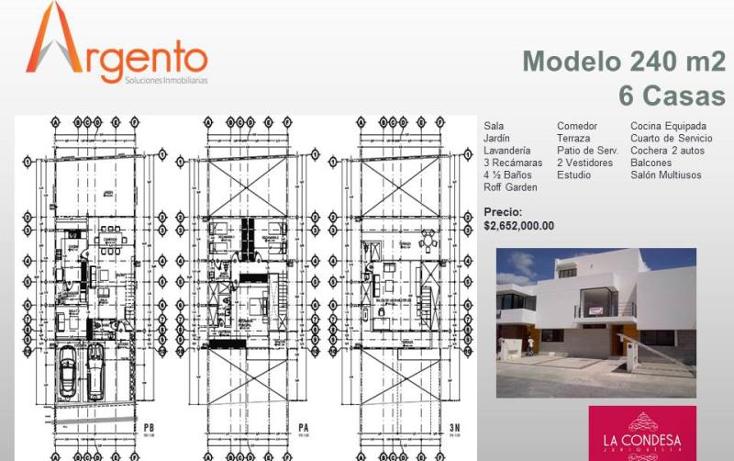 Foto de casa en venta en  1046, juriquilla, querétaro, querétaro, 489993 No. 18