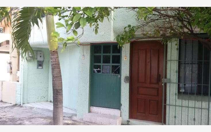 Foto de departamento en renta en  105 - 3, sierra morena, tampico, tamaulipas, 1567440 No. 01