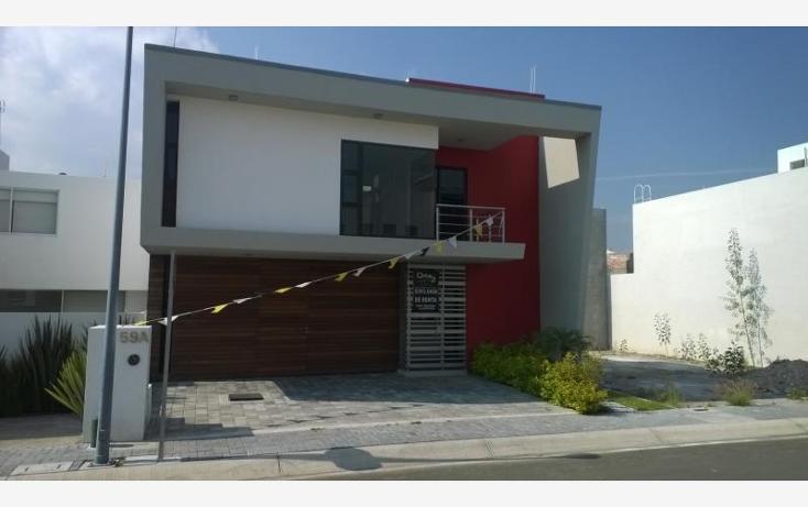 Foto de casa en renta en  105, el mirador, querétaro, querétaro, 2821250 No. 01