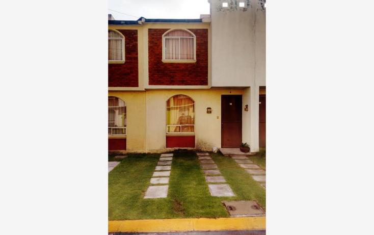 Foto de casa en venta en  105, el porvenir, zinacantepec, méxico, 1373345 No. 01