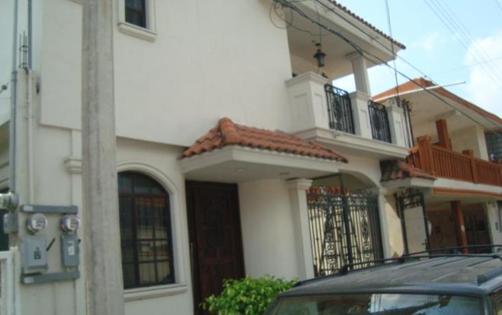 Foto de casa en venta en  105, jardín 20 de noviembre, ciudad madero, tamaulipas, 1308419 No. 01