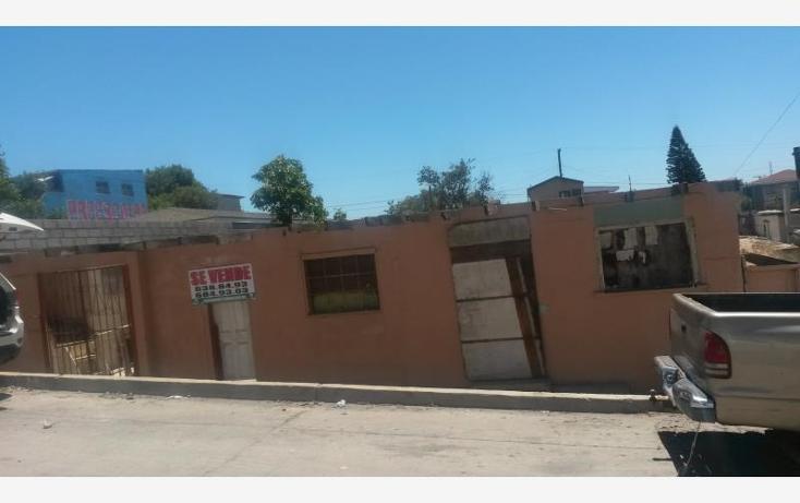 Foto de terreno habitacional en venta en  105, obrera 2a sección, tijuana, baja california, 1151685 No. 02