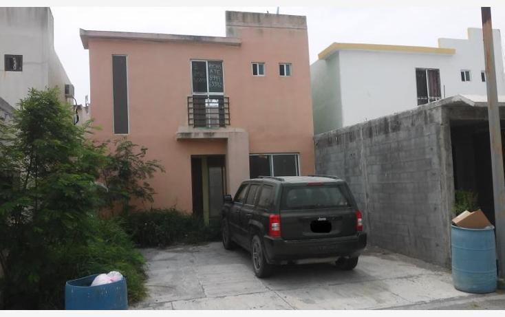 Foto de casa en venta en  105, residencial del valle, reynosa, tamaulipas, 1723598 No. 01