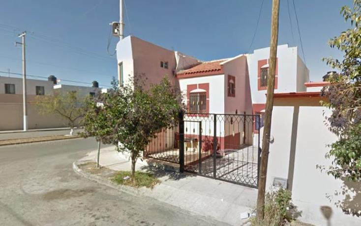 Foto de casa en venta en  105, saltillo 2000, saltillo, coahuila de zaragoza, 1983568 No. 01