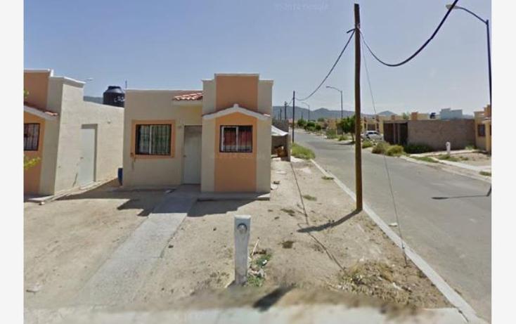 Foto de casa en venta en  105, villa verde, hermosillo, sonora, 1978742 No. 01