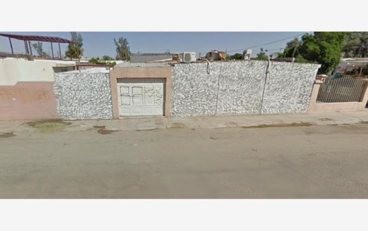 Foto de casa en venta en  1056, villa verde, mexicali, baja california, 1756876 No. 01