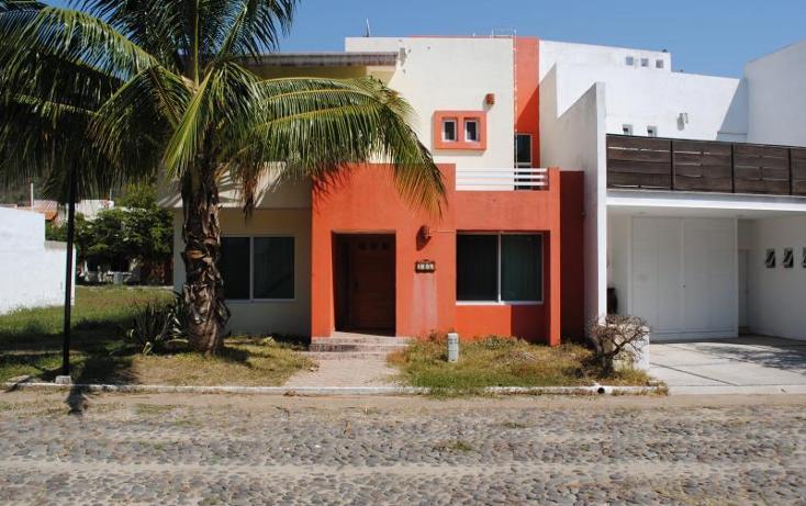 Foto de casa en venta en  106, club santiago, manzanillo, colima, 1683452 No. 01