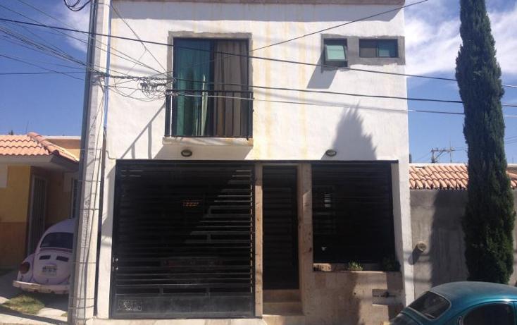 Foto de casa en venta en  106, vistas de oriente, aguascalientes, aguascalientes, 384958 No. 06