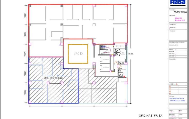 Foto de oficina en renta en  10661, zona urbana r?o tijuana, tijuana, baja california, 1595770 No. 02