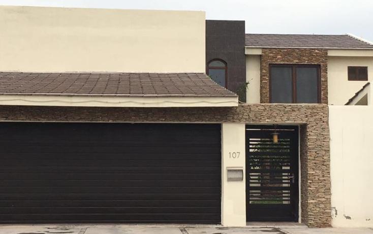 Foto de casa en venta en  107, albatros, saltillo, coahuila de zaragoza, 2359776 No. 01