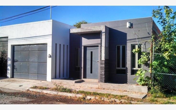 Foto de casa en venta en  107, leandro valle, villa de álvarez, colima, 1761840 No. 01