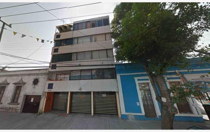 Foto de departamento en venta en  107, obrera, cuauhtémoc, distrito federal, 2008742 No. 01