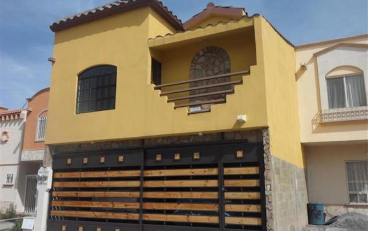 Foto de casa en venta en  107, portal del pedregal, saltillo, coahuila de zaragoza, 782255 No. 02