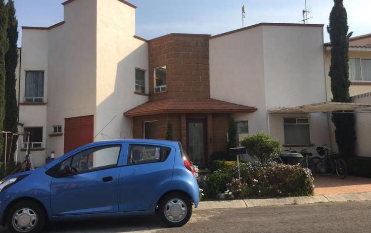 Foto de casa en renta en  107, san lorenzo coacalco, metepec, m?xico, 1765660 No. 17