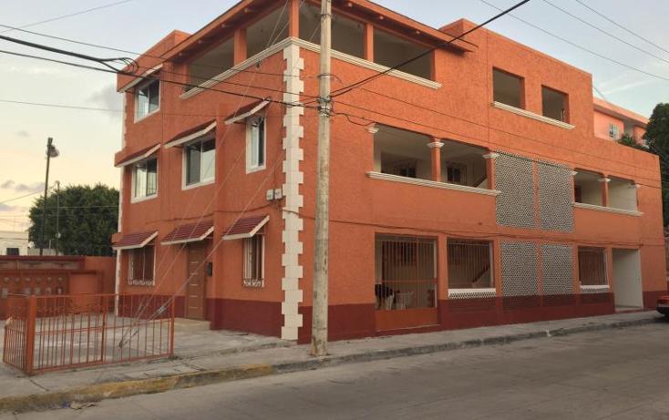 Foto de departamento en renta en  107, sm 207 villas del sol ii, benito juárez, quintana roo, 1566878 No. 01
