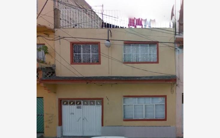 Foto de casa en venta en  107, vasco de quiroga, gustavo a. madero, distrito federal, 2023654 No. 01
