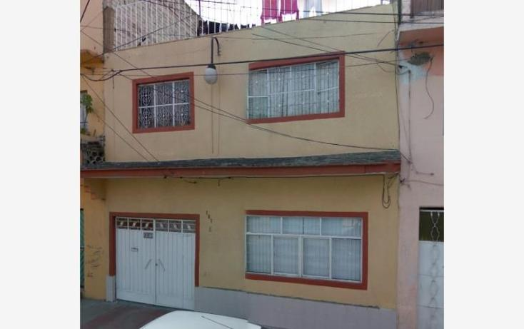 Foto de casa en venta en  107, vasco de quiroga, gustavo a. madero, distrito federal, 2023654 No. 02