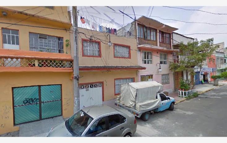 Foto de casa en venta en  107, vasco de quiroga, gustavo a. madero, distrito federal, 878015 No. 01