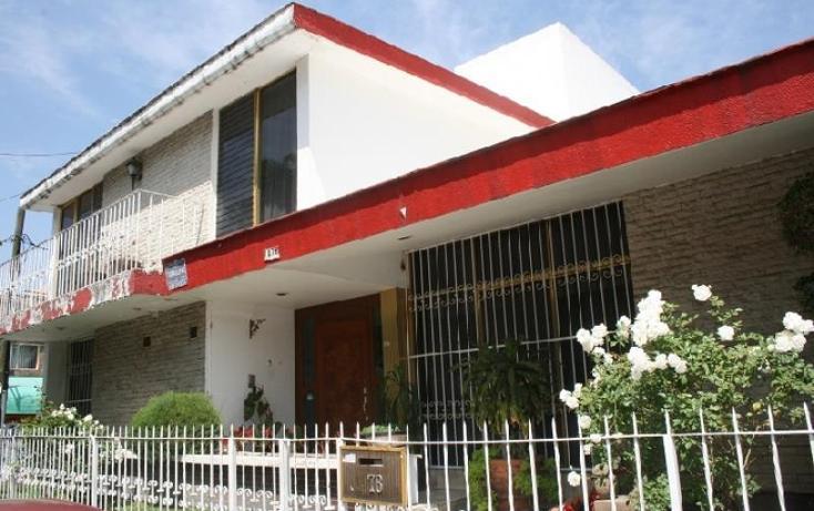 Foto de casa en venta en  1076, la normal, guadalajara, jalisco, 847551 No. 01