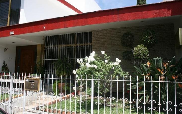 Foto de casa en venta en  1076, la normal, guadalajara, jalisco, 847551 No. 02