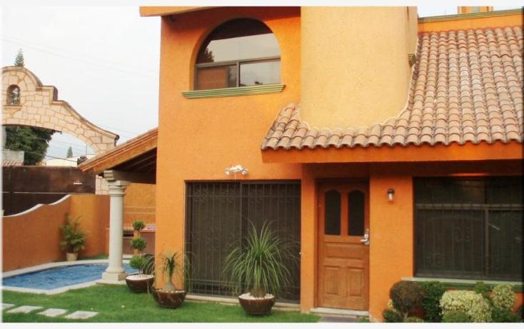 Foto de casa en venta en  108, la pradera, cuernavaca, morelos, 382499 No. 01