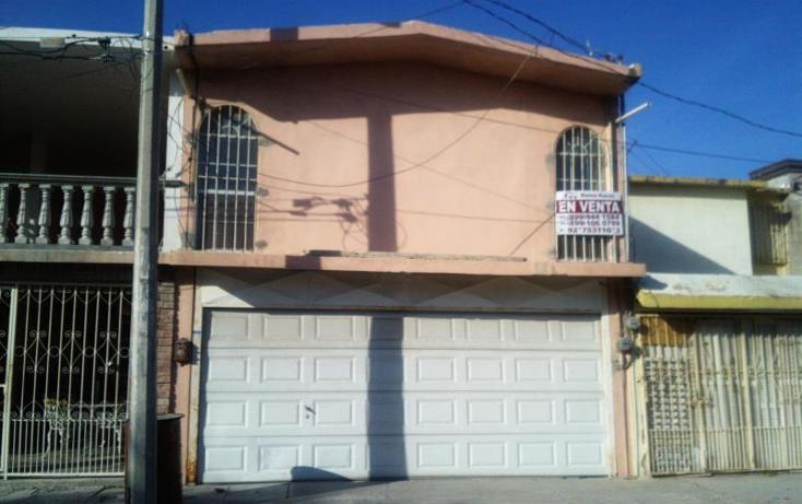 Foto de casa en venta en  1085, loma linda, reynosa, tamaulipas, 831041 No. 01