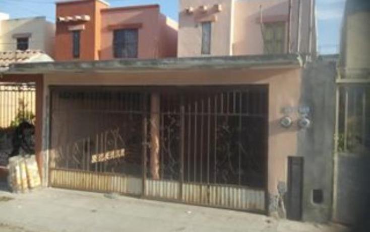 Foto de casa en venta en  109, balcones de alcalá, reynosa, tamaulipas, 1541570 No. 01