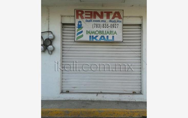 Foto de local en renta en  109, burocrática, tuxpan, veracruz de ignacio de la llave, 1623170 No. 02