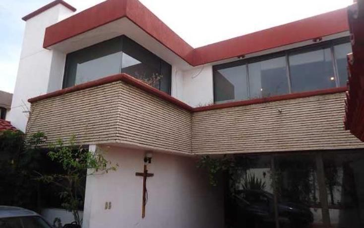 Foto de casa en venta en  109, el cerrito, puebla, puebla, 1161487 No. 01