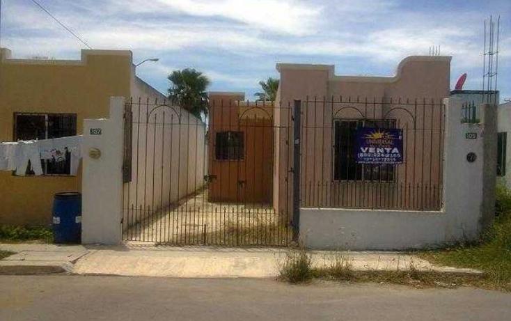 Foto de casa en venta en  109, las milpas ii, reynosa, tamaulipas, 1374599 No. 01