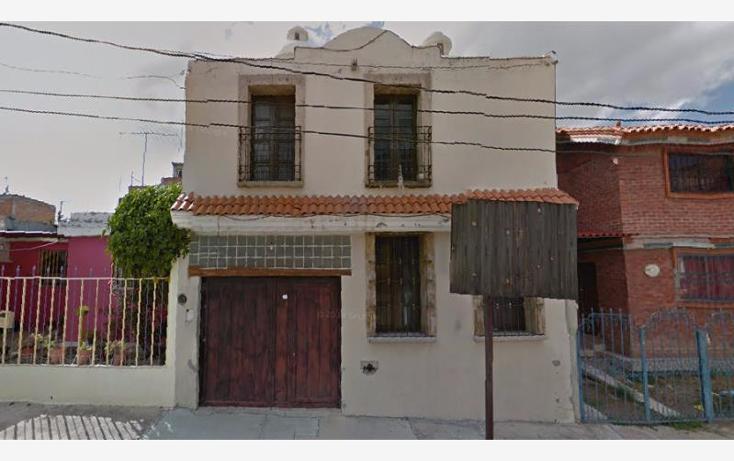 Foto de casa en venta en  109, tierra buena, aguascalientes, aguascalientes, 857089 No. 01