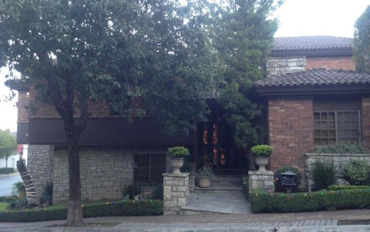 Foto de casa en venta en  109, valle de chipinque, san pedro garza garcía, nuevo león, 2785395 No. 01