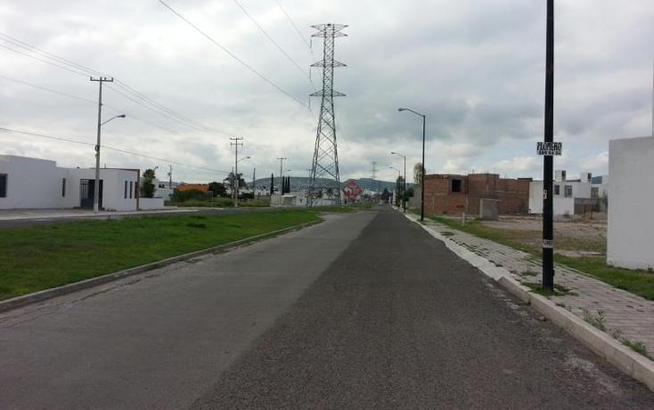 Foto de terreno habitacional en venta en  109 z-1, constituyentes, corregidora, querétaro, 776409 No. 03