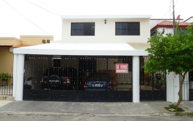 Foto de casa en venta en 11 246, el prado, m?rida, yucat?n, 1371767 No. 01