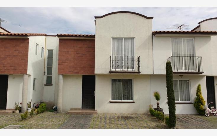 Foto de casa en venta en  256, la joya, metepec, méxico, 2552552 No. 01
