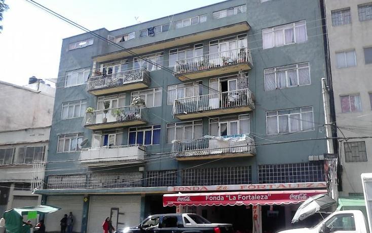 Foto de departamento en renta en  11, centro (área 2), cuauhtémoc, distrito federal, 822603 No. 02