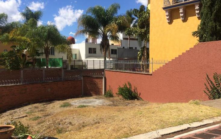 Foto de terreno habitacional en venta en  11, cumbres de morelia, morelia, michoac?n de ocampo, 1725972 No. 04