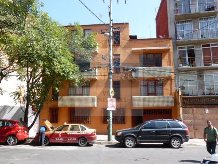Foto de edificio en venta en 11 de abril 1, tacubaya, miguel hidalgo, distrito federal, 1398499 No. 01