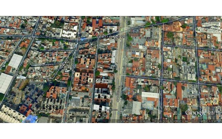 Foto de terreno habitacional en venta en  , tacubaya, miguel hidalgo, distrito federal, 1665829 No. 02