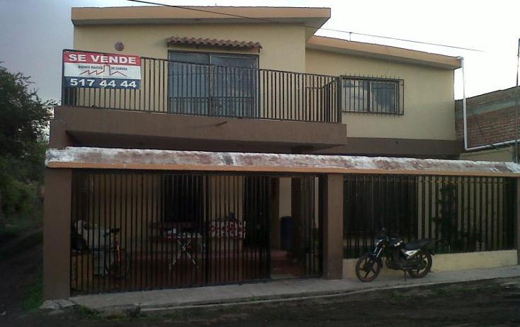 Foto de casa en venta en  11, el llano, zamora, michoacán de ocampo, 391878 No. 01