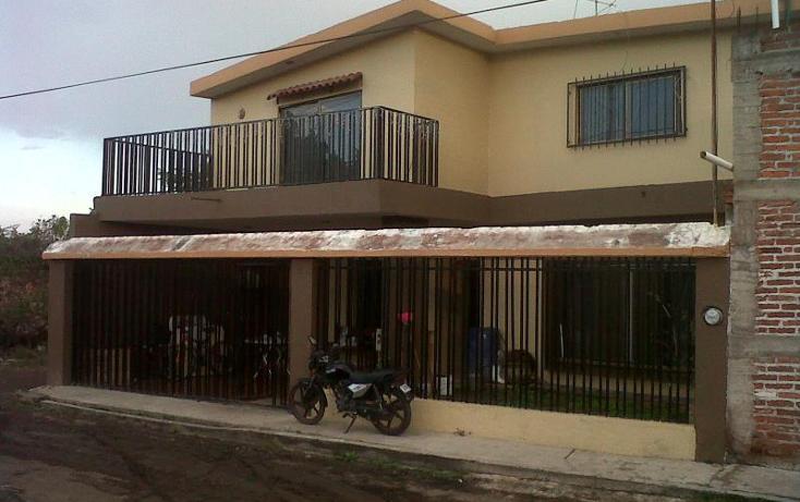 Foto de casa en venta en  11, el llano, zamora, michoacán de ocampo, 391878 No. 02
