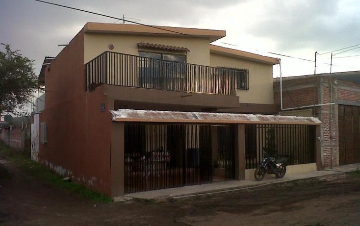 Foto de casa en venta en  11, el llano, zamora, michoacán de ocampo, 391878 No. 03
