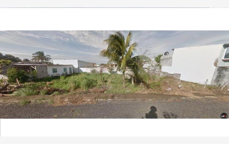 Foto de terreno habitacional en venta en  11, el tejar, medellín, veracruz de ignacio de la llave, 1704408 No. 02