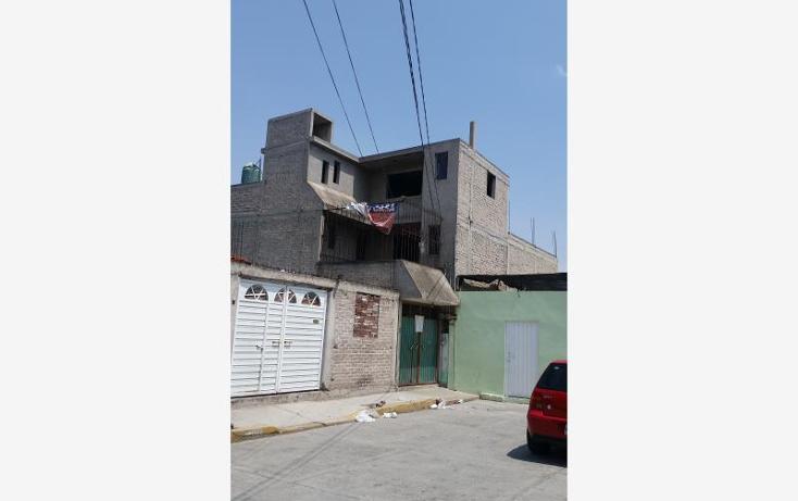Foto de casa en venta en albaro obregon 11, herreros, chimalhuacán, méxico, 2713437 No. 01