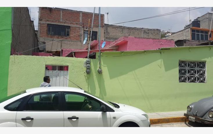 Foto de casa en venta en  11, la mora, ecatepec de morelos, méxico, 1567328 No. 01