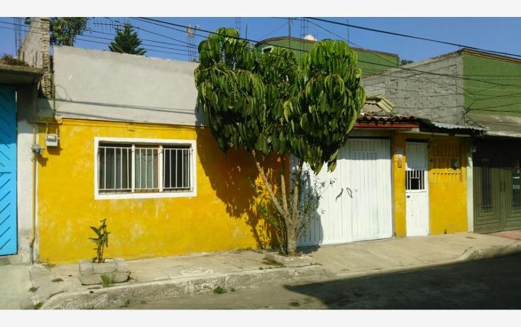 Foto de casa en venta en  11, las arboledas, tláhuac, distrito federal, 1731788 No. 01