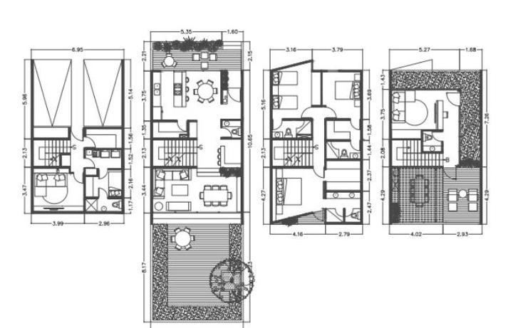 Foto de casa en venta en  11, las torres, monterrey, nuevo le?n, 1671362 No. 09