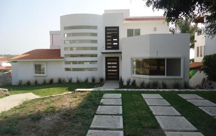 Foto de casa en venta en  11, lomas de cocoyoc, atlatlahucan, morelos, 427502 No. 01